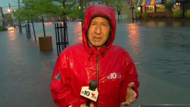 Heavy rain continues through Friday, clearing up this weekend