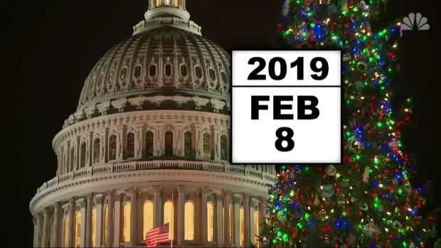 [NATL] Shutdown Threat Averted With Stopgap Senate Measure