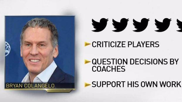 [PHI] Colangelo's Future With Sixers Questioned Amid Twitter Flap