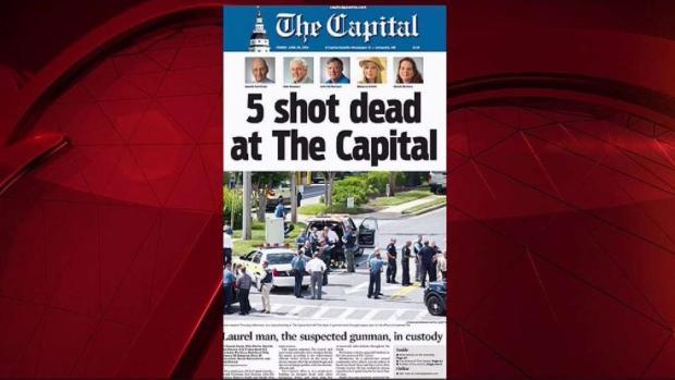 [NATL-DC] Staffers Put Out Paper Despite Fatal Shooting