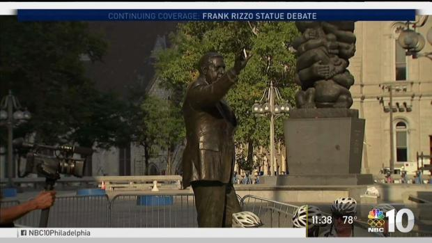 [PHI] Debate Over Frank Rizzo Statue Continues