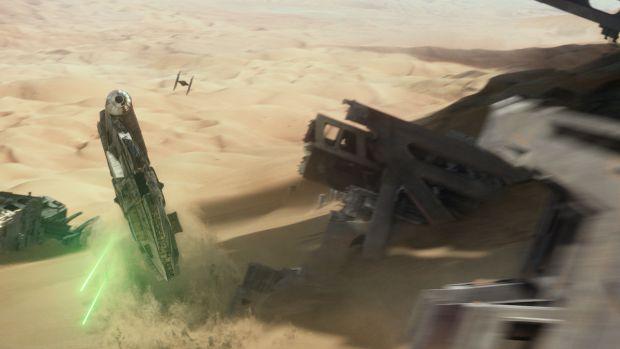 """[NATL] """"Star Wars: The Force Awakens"""" Teaser Trailer 2"""