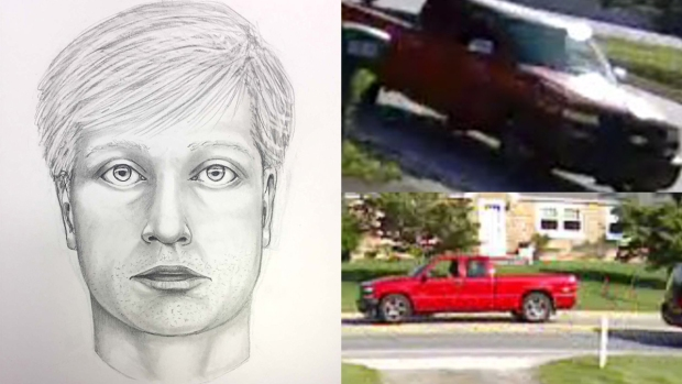 Photos of Suspect, Vehicle in Deadly Shooting of Teen Girl