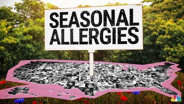 [NATL] Pollen Problems: How Climate Change Supersizes Allergy Season