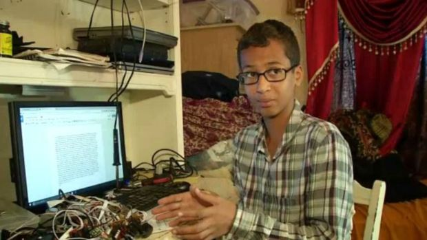 Teen Says He's Falsely Accused of Making 'Hoax Bomb'