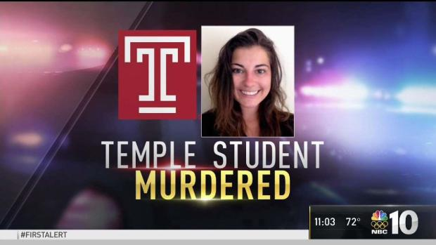 Temple Suspect Saw Him Just Hours After Alleged Murder