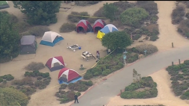[DGO] RAW: Aerials of Boy Scout Camp Shooting