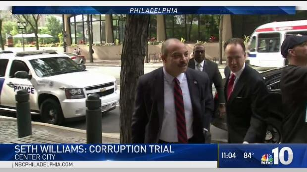 [PHI] Corruption Trial of Philly DA Seth Williams Gets Underway
