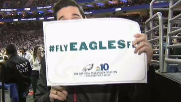 [PHI] Think You Can Perform the Eagles Fight Song Best? Show Us