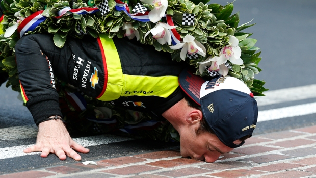 [NATL] Top Sports Photos: Simon Pagenaud Wins Indy 500