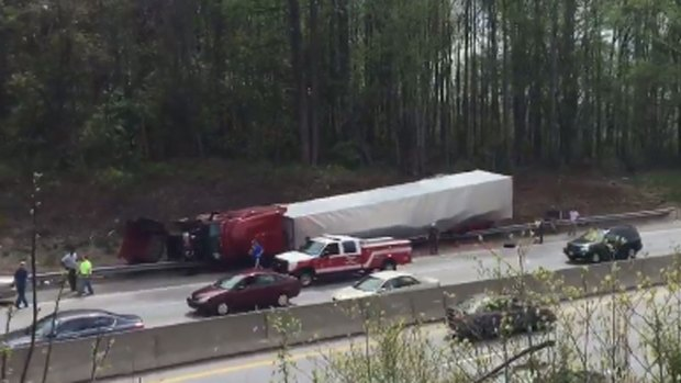 Deadly Tractor Trailer Crash Along Pa. Turnpike