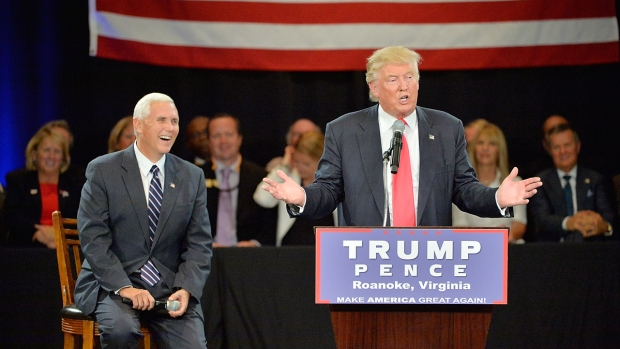 [PHI] Donald Trump, Mike Pence Come to KOP