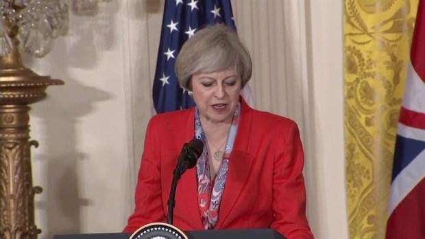 [NATL] US, UK Leaders Commit to NATO
