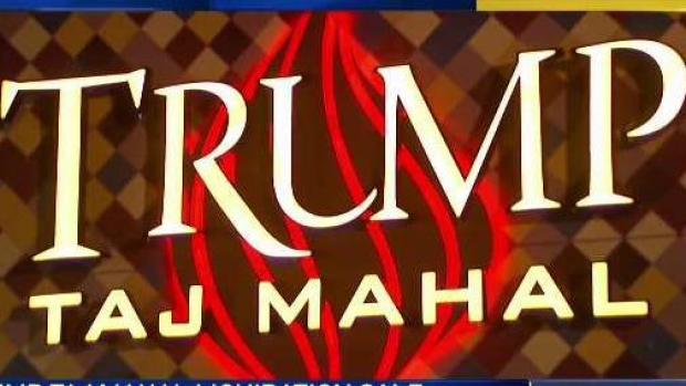 [PHI] Trump Taj Mahal Begins Liquidation Sale by New Owners Hard Rock Cafe