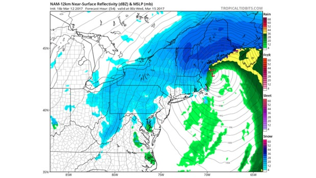 First Alert: Biggest Storm of This Winter to Bring Snow