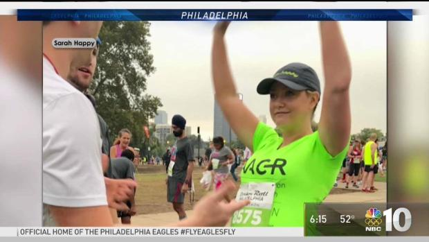[PHI] Two-Time Cancer Survivor Says Running Helped Her Heal