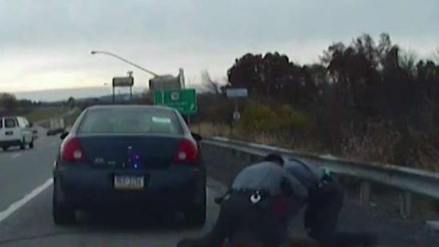 Two Minutes of Terror: Dashcam Captures Trooper Shooting