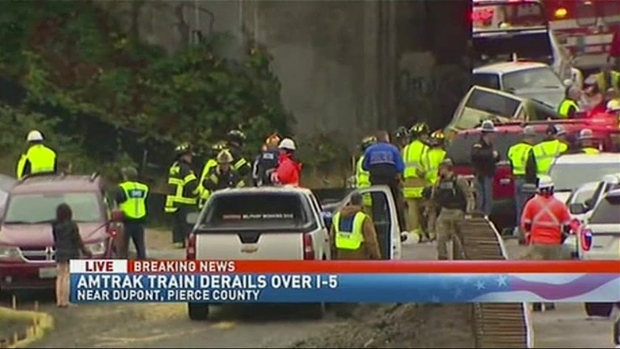 [NATL] 'Multiple Fatalities' on Derailed Amtrak Train
