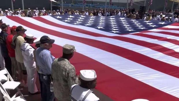 [NATL-NY] Intrepid Celebrates Memorial Day