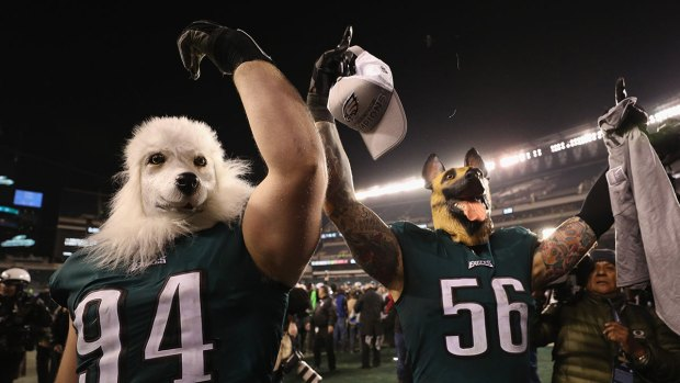 Sorry, Eagles, Conference Championship Routs Don't Mean Much In The Super Bowl