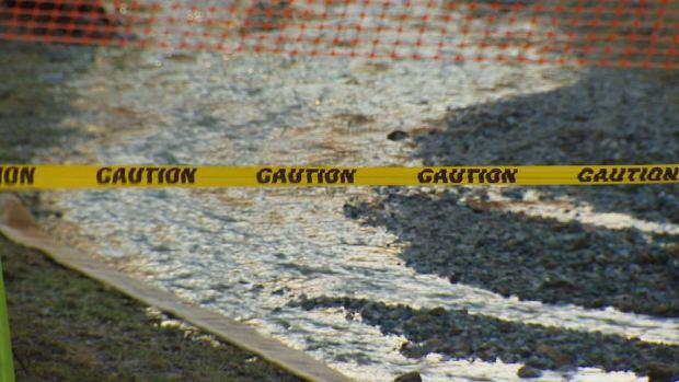 [PHI] Sewage Leak Stop Traffic