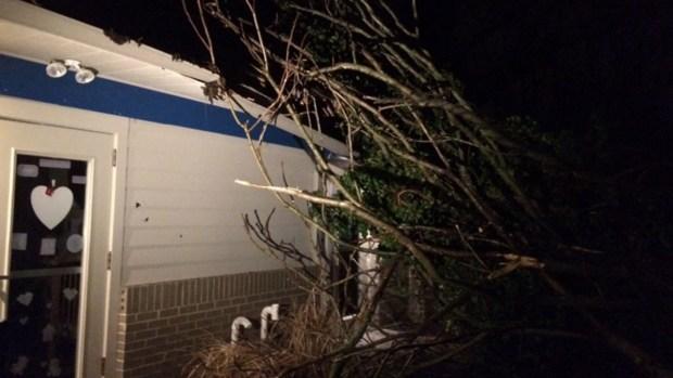 South Jersey Storm Damage