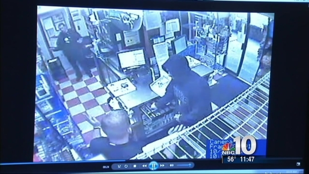 [PHI] Caught on Cam: Man Robs Delco Swiss Farms