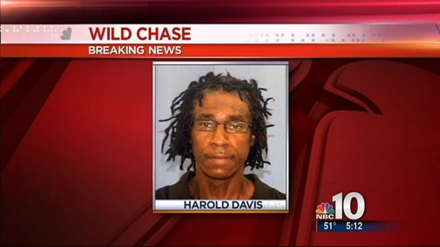 [PHI] Police Search Following Wild Chase in Berks County