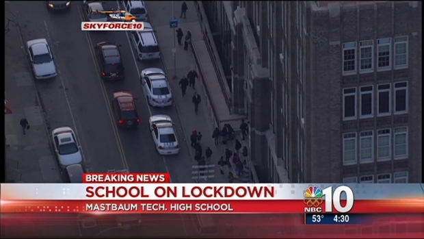 [PHI] School on Lockdown After Robbery