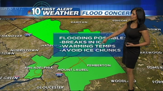 [PHI] Flooding Concerns Thursday Morning