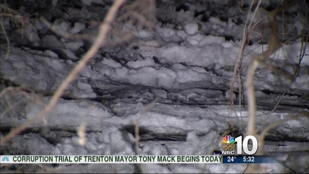 [PHI] Flooding Fears From Ice Jams