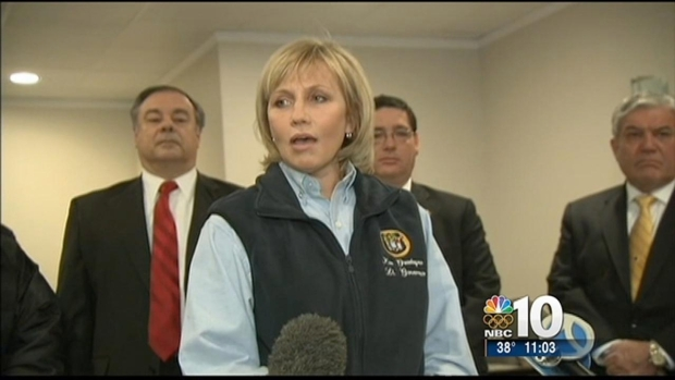 [PHI] NJ Lt. Gov Denies Ultimatum Claims