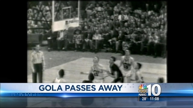[PHI] Basketball Star Tom Gola Dies