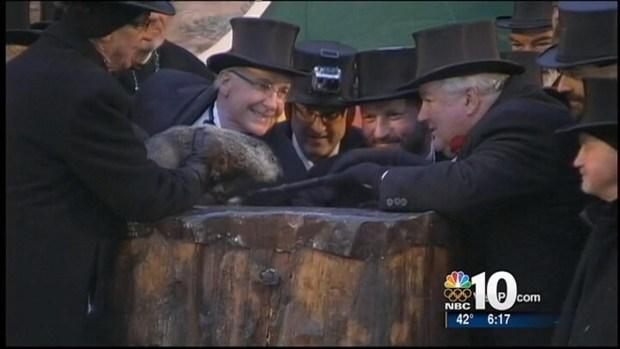 [PHI] Groundhog Day vs. Super Bowl Sunday