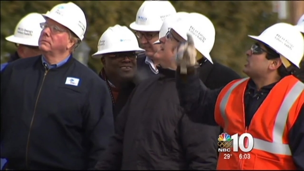 [PHI] Gov. Corbett Tours Ice Storm Destruction