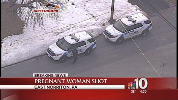 [PHI] Pregnant Woman Shot in Head Dies