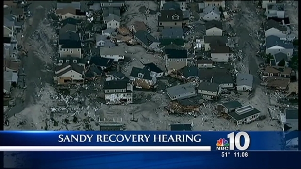 [PHI] Superstorm Sandy Hearings Taking Place in D.C.