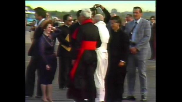 [PHI] 1979 Pope John Paul II Visits Philadelphia