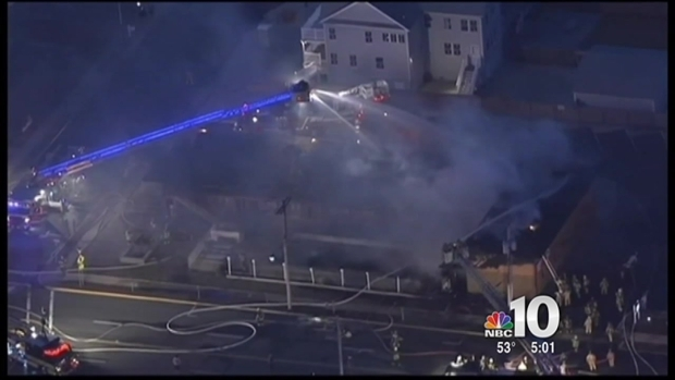 [PHI] Motel Fire Cause Under Investigation