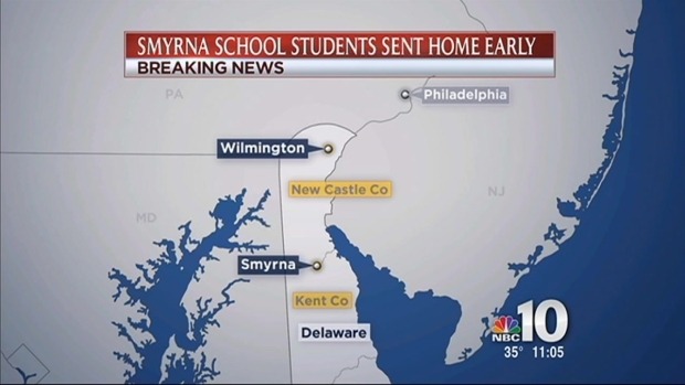[PHI] Threats Send Students Home Early