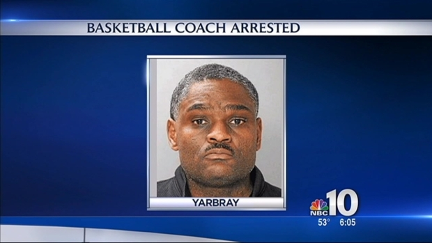 [PHI] High School Coach Arrested for Domestic Dispute