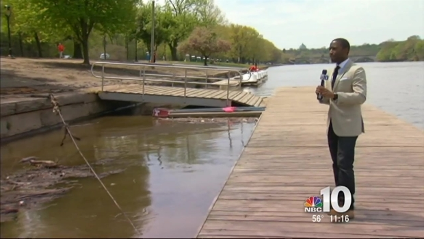 [PHI] Regatta Canceled Due to Flood Damage