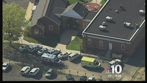 [PHI] Police Chief Accidentally Shot