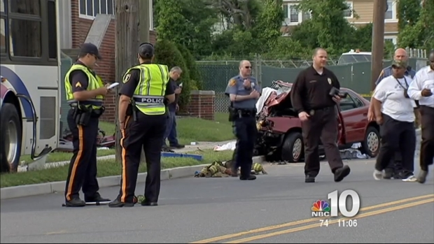 [PHI] 2 Killed in Crash Involving NJ Transit Bus
