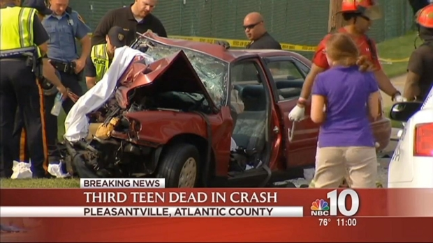 [PHI] 3rd Teen Dies Following Crash