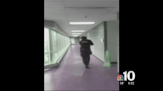 [PHI] Video of SWAT Inside CCP for Gun Scare Evacuation
