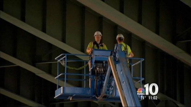 [PHI] Delaware Bridge Shut Down Due to Safety Concerns
