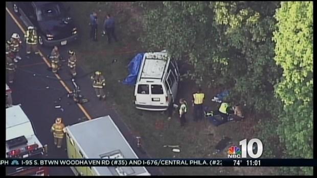 [PHI] Deadly Van Crash