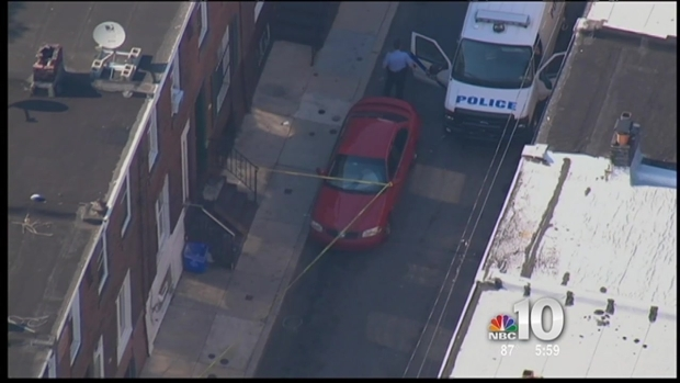 [PHI] Barricade Situation in South Philadelphia