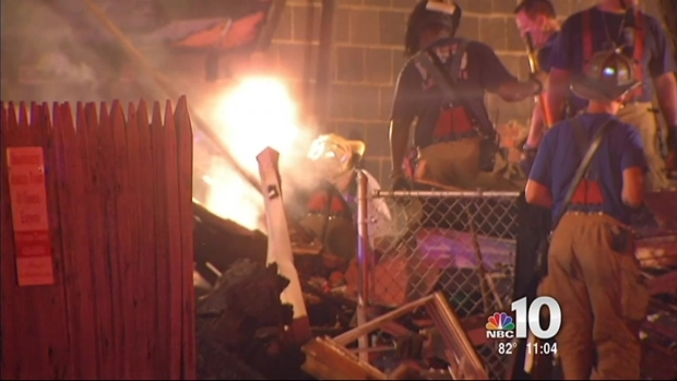 [PHI] Victim Pulled From Rubble of Fatal Wilmington House Fire